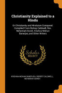 Christianity Explained to a Hindu