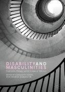 Disability and Masculinities Pdf/ePub eBook