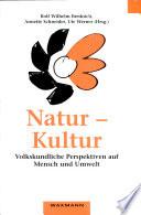 Natur - Kultur