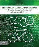 Systems Analysis and Synthesis Book