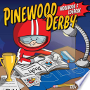 Pinewood Derby Workbook Log & Journal