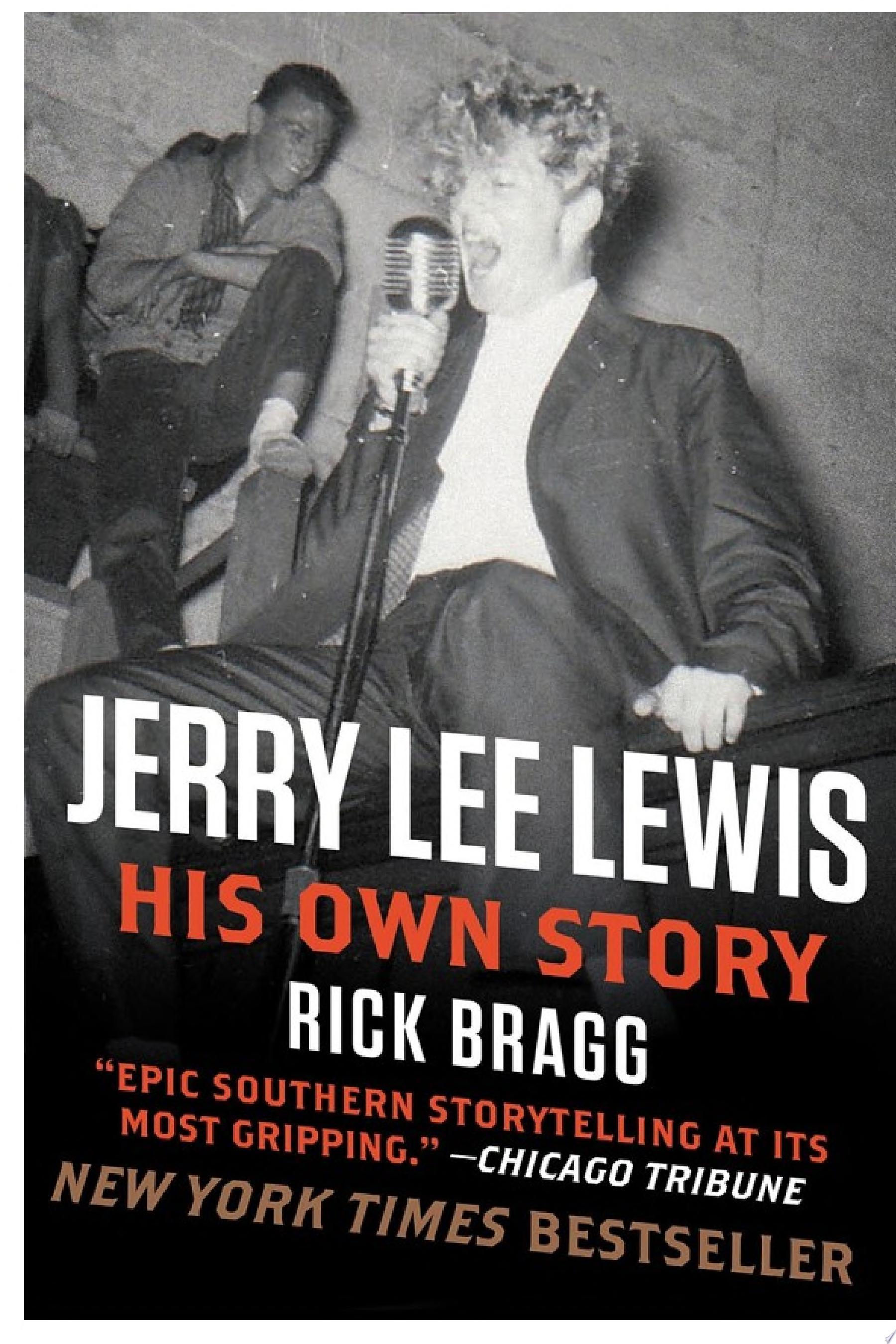 Jerry Lee Lewis  His Own Story
