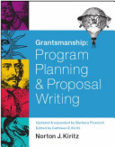 Grantsmanship -