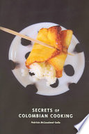 Secrets Of Colombian Cooking Book PDF