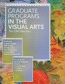 Graduate Programs in the Visual Arts