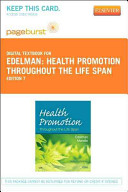 Health Promotion Throughout the Life Span Access Code