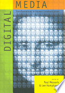 """Digital Media: Transformations in Human Communication"" by Paul Messaris, Lee Humphreys"