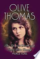 Olive Thomas Book