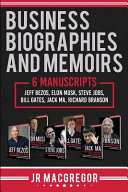 Business Biographies and Memoirs