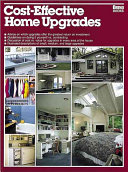 Cost Effective Home Upgrades