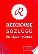 Redhouse English-Turkish dictionary