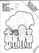 Summer Food Service Program for Children