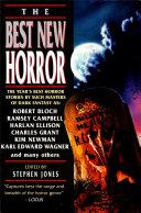 The Best New Horror 6