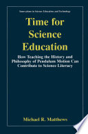 Time for Science Education Book PDF