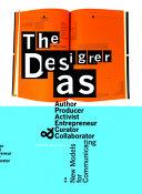 The Designer as...