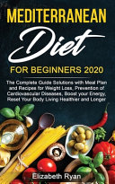 Mediterranean Diet for Beginners 2020