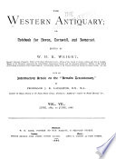 The Western Antiquary