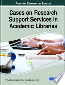 Cases On Research Support Services In Academic Libraries Book PDF