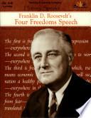 Franklin D Roosevelt S Four Freedoms Speech Enhanced Ebook