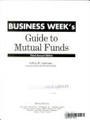 Business Week s Guide to Mutual Funds