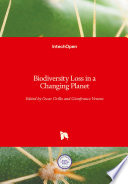 Biodiversity Loss In A Changing Planet