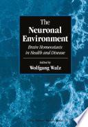 The Neuronal Environment