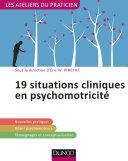 Pdf 19 situations cliniques en psychomotricité Telecharger