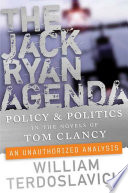 The Jack Ryan Agenda Book