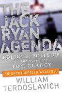 The Jack Ryan Agenda