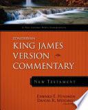Zondervan King James Version Commentary: New Testament