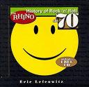 The Rhino History of Rock  N  Roll