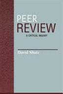 Peer Review ebook