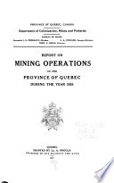 Mining Industry and Statistics