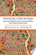 Financing Cities in India
