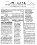 Journal of the American Temperance Union