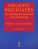Organic Psychiatry