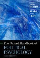 The Oxford Handbook of Political Psychology Pdf/ePub eBook