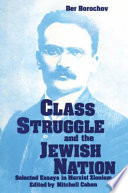 Class Struggle and the Jewish Nation