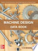 Machine Design Data Book  2e
