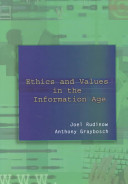 Ethics and Values in the Information Age Book PDF