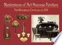 Art Nouveau Furniture Masterpieces