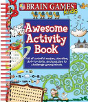 Brain Games Kids Awesome Activity Book Book