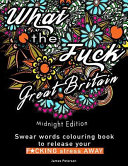 Swear Words Colouring Book