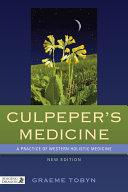 Culpeper's Medicine [Pdf/ePub] eBook