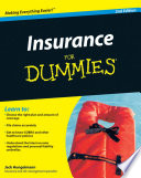 """Insurance for Dummies"" by Jack Hungelmann"