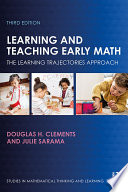 Learning And Teaching Early Math Book PDF