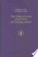 The Theory and Practice of Translation