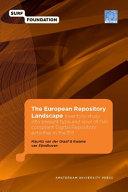 The European repository landscape Pdf/ePub eBook
