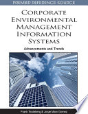 Corporate Environmental Management Information Systems Advancements And Trends