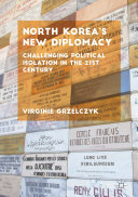 North Korea's New Diplomacy Pdf/ePub eBook